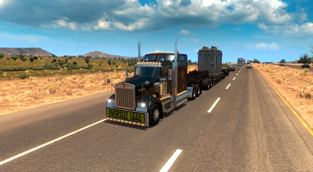 There is nothing better than trucking.